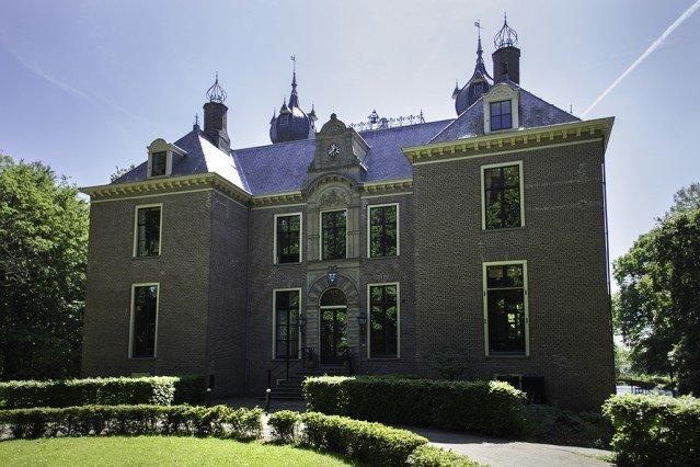 Afbeeldingsresultaat voor kasteel oegstgeest