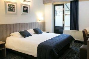 Hotelkamer Kasteel Oud-Poelgeest